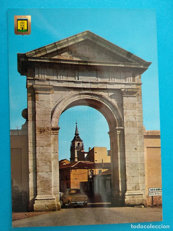 ALCALA DE HENARES - PUERTA DE MADRID - Nº 12 DOMINGUEZ (Postales - España - Madrid Moderna (desde 1940))