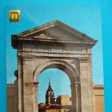 Postales: ALCALA DE HENARES - PUERTA DE MADRID - Nº 12 DOMINGUEZ. Lote 244729480