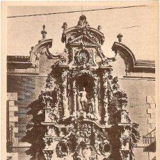 Postales: Nº 99-MADRID. PORTADA DEL MUSEO MUNICIPAL. SIN CIRCULAR. ED. FOTOTIPIA HAUSER Y MENET. Lote 244936675