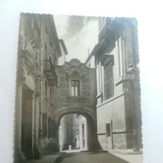Postales: MADRID, PASADIZO DE CISNEROS. 1952. Lote 245214295