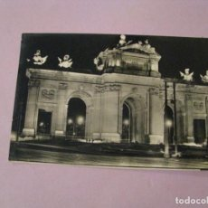 Postales: POSTAL DE MADRID. PUERTA DE ALCALA. HELIOTIPIA ARTISTICA ESPAÑOLA. 122.. Lote 245469905