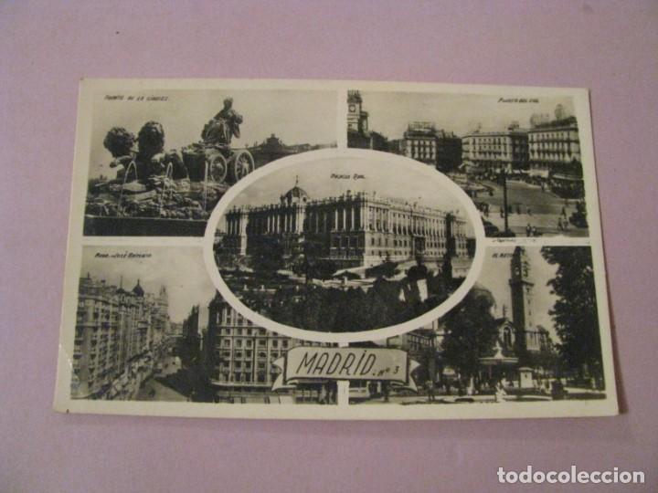 POSTAL DE MADRID. HELIOTIPIA ARTISTICA ESPAÑOLA. (Postales - España - Madrid Moderna (desde 1940))