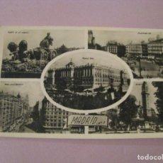 Postales: POSTAL DE MADRID. HELIOTIPIA ARTISTICA ESPAÑOLA.. Lote 245470995