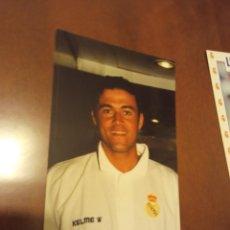 Postales: LUIS ENRIQUE FOTO PHOTO MADRID FUTBOL FOOTBALL. Lote 245472955