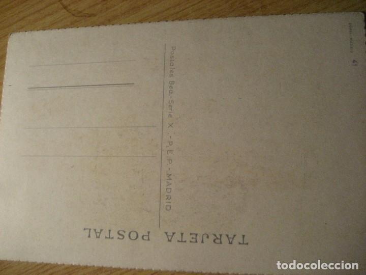 Postales: tarjeta postal traje tipico madrid nº 41 . chulapa . postales bea - Foto 2 - 245737555