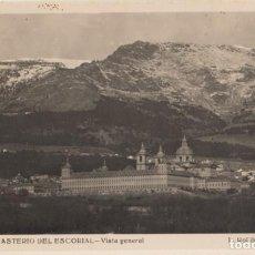 Postales: (454) POSTAL MONASTERIO DEL ESCORIAL - VISTA GENERAL -L.ROISIN - SIN CIRCULAR. Lote 245739050