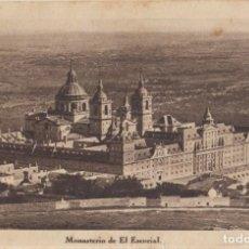 Postales: (455) POSTAL MONASTERIO DEL ESCORIAL - HAUSER Y MENET. Lote 245739155