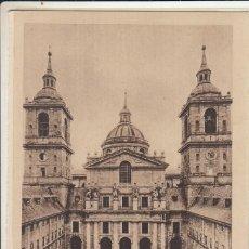 Postales: (460) POSTAL MONASTERIO DEL ESCORIAL - PATIO DE LOS REYES - HAUSER Y MENET - SIN CIRCULAR. Lote 245739780
