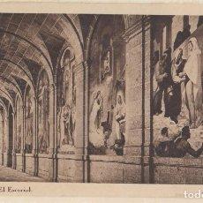 Postales: (461) POSTAL MONASTERIO DEL ESCORIAL - CLAUSTRO - HAUSER Y MENET - SIN CIRCULAR. Lote 245739860
