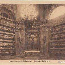 Postales: (469) POSTAL MONASTERIO DEL ESCORIAL - PANTEON DE REYES - EDIC G.GARRABELLA - SIN CIRCULAR. Lote 245740430
