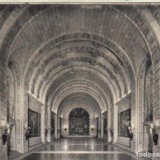 Postales: (489) POSTAL MADRID - CUELGAMUROS -MONUM. VALLE DE LOS CAIDOS, CRIPTA BASÍLICA - FISA -SIN CIRCULAR. Lote 245742200