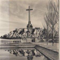 Postales: (490) POSTAL MADRID - CUELGAMUROS - MONUM. VALLE DE LOS CAIDOS, LA CRUZ - FISA - SIN CIRCULAR. Lote 245742250