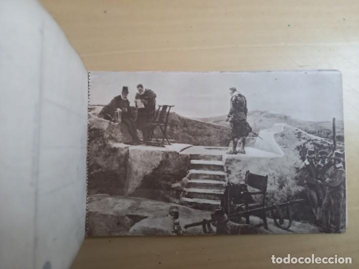 Postales: MADRID LIBRITO DE POSTALES DEL MONASTERIO DEL ESCORIAL - Foto 2 - 245785555