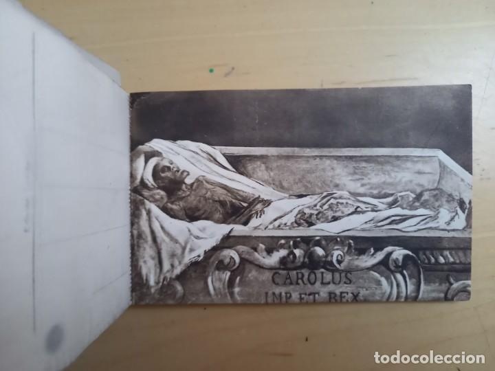 Postales: MADRID LIBRITO DE POSTALES DEL MONASTERIO DEL ESCORIAL - Foto 3 - 245785555