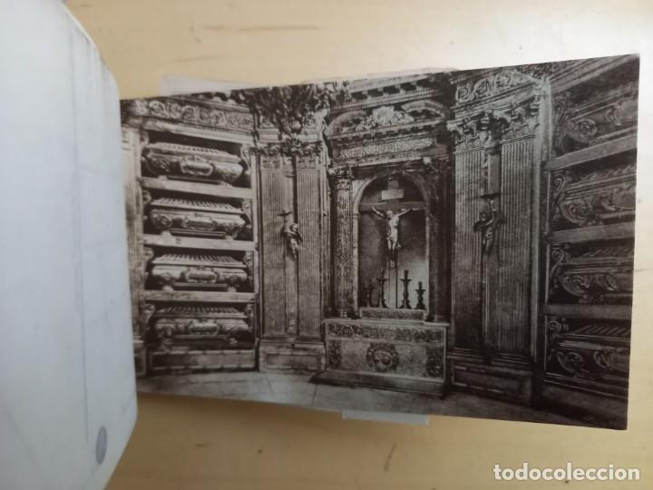 Postales: MADRID LIBRITO DE POSTALES DEL MONASTERIO DEL ESCORIAL - Foto 4 - 245785555