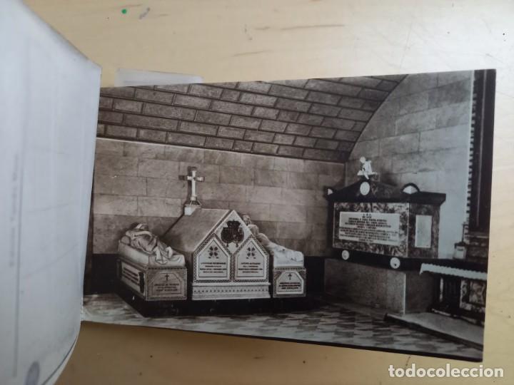 Postales: MADRID LIBRITO DE POSTALES DEL MONASTERIO DEL ESCORIAL - Foto 5 - 245785555