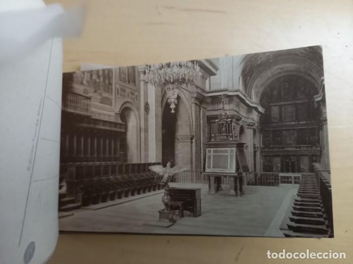Postales: MADRID LIBRITO DE POSTALES DEL MONASTERIO DEL ESCORIAL - Foto 6 - 245785555