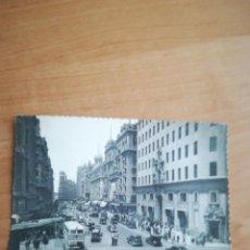 Postales: MADRID, AVENIDA DE JOSÉ ANTONIO. GARRABELA.. Lote 245893270