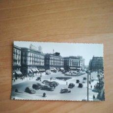 Postales: MADRID, PUERTA DEL SOL. GARRABELA.. Lote 245893805