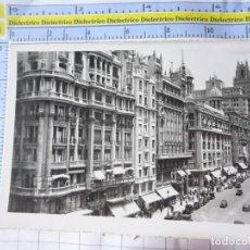 Postales: POSTAL DE MADRID. AÑOS 30 50. AVENIDA DE JOSE ANTONIO. 42 GARRABELLA. 3664. Lote 246146615