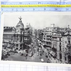 Postales: POSTAL DE MADRID. AÑOS 30 50. AVENIDA DE JOSE ANTONIO. BSS. TROLEBÚS. 3666. Lote 246146845