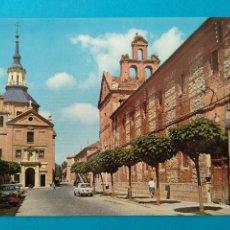 Postales: ALCALA DE HENARES - MADRID - CALLE SANTA URSULA - ED. GARCIA GARRABELLA 10. Lote 246323355
