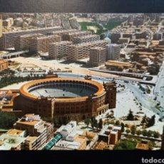 Postales: POSTAL DE. MADRID. VISTA AEREA DE LA PLAZA DE TOROS.. Lote 246439525