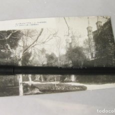 Postales: ANTIGUA POSTAL FOTOGRÁFICA DEL COLEGIO DE CHAMARTÍN S. J. MADRID. Lote 246491455