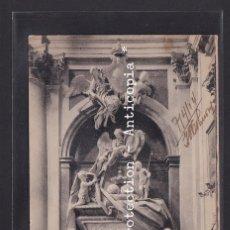 Postales: POSTAL DE ESPAÑA - 55 MADRID. - MONUMENTO FERNANDO VI EN LA IGLESIA DE SANTA BÁRBARA. Lote 246523910