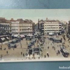 Postales: POSTAL - 15 - MADRID. LA PUERTA DEL SOL.. Lote 247224995