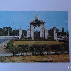 Postales: POSTAL PUERTA DE HIERRO MADRID. Lote 247557110