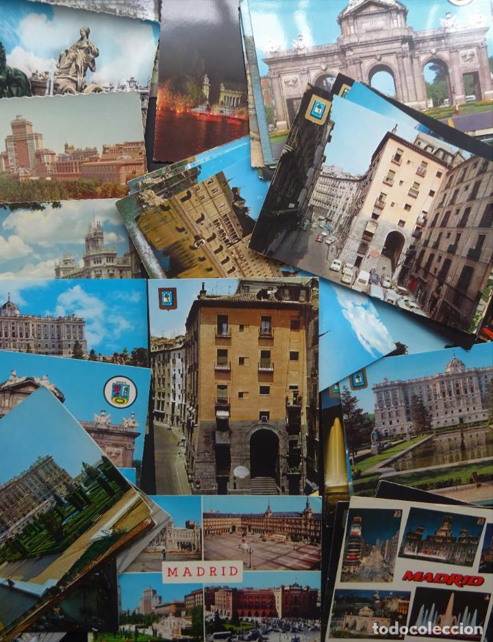 Postales: Colección de 65 postales de Madrid, ver fotografías - Foto 2 - 247675055