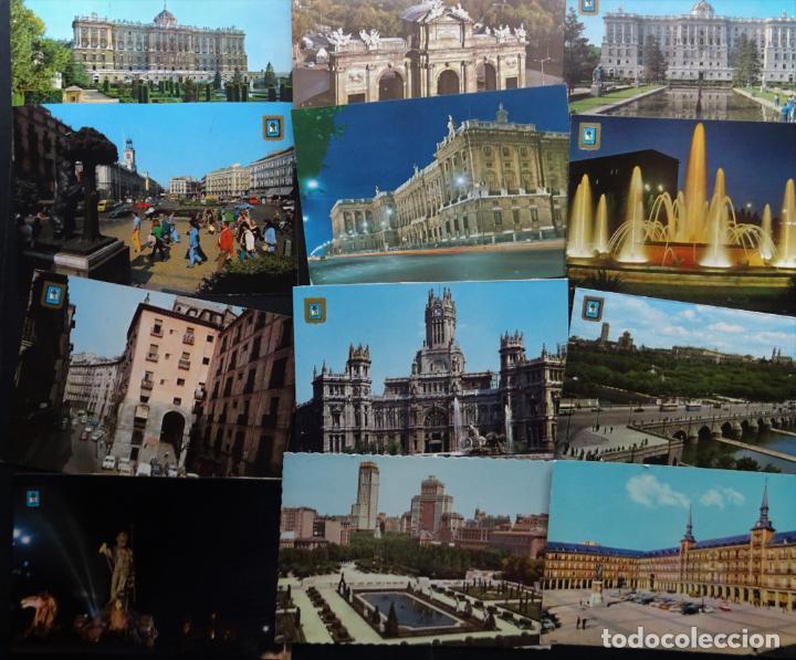 Postales: Colección de 65 postales de Madrid, ver fotografías - Foto 5 - 247675055