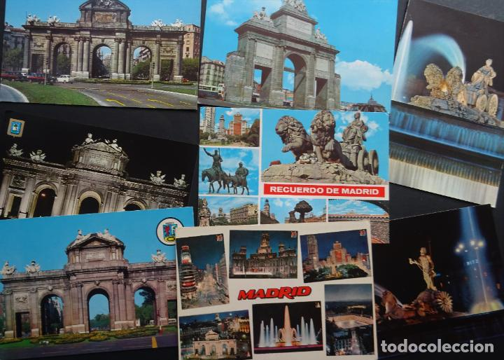 Postales: Colección de 65 postales de Madrid, ver fotografías - Foto 8 - 247675055