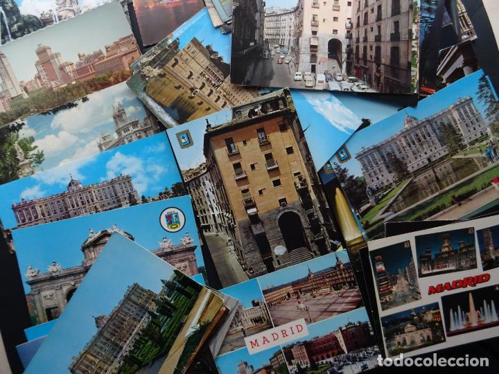 COLECCIÓN DE 65 POSTALES DE MADRID, VER FOTOGRAFÍAS (Postales - España - Madrid Moderna (desde 1940))