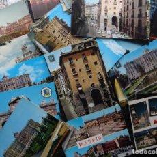 Postales: COLECCIÓN DE 65 POSTALES DE MADRID, VER FOTOGRAFÍAS. Lote 247675055