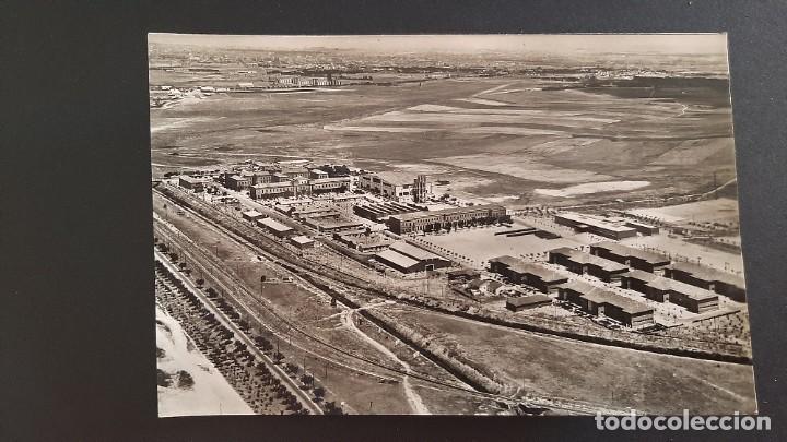 LOTE 120321- MADRID. ESCUELA DE TRANSMISIONES DEL EJERCITO DEL AIRE .TRABAJOS FOTOGRÁFICOS AÉREOS (Postales - España - Madrid Moderna (desde 1940))