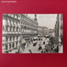 Postales: MADRID CALLE DE SEVILLA DE HAUSER Y MENET. Lote 248754275