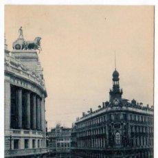 Postales: ANTIGUA MADRID Nº 195 CALLE DE SEVILLA. GRAFOS. SIN CIRCULAR AA. Lote 252344470