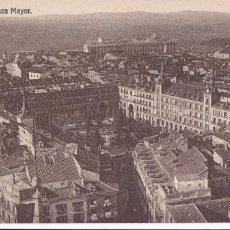 Cartes Postales: MADRID, PLAZA MAYOR. ED. GRANDES ALMACENES MADRID PARIS. CIRCULADA EN 1929. Lote 252544675