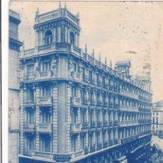 Cartes Postales: MADRID, GRAND HOTEL. ED. E, RASO. CIRCULADA EN 1927. Lote 252545555