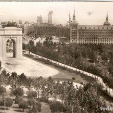 Postales: MADRID Nº 61 MINISTERIO DEL AIRE H.A.E. CIR. EN 1961. Lote 252968430