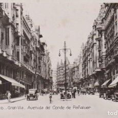 Postales: MADRID AVENIDA DEL CONDE DE PEÑALVER POSTAL NO CIRCULADA. Lote 253477230