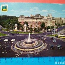 Postales: MADRID ( COCHES DE LA EPOCA - TRANVIA - TAXIS ) / ( NOV2021CONF). Lote 253904795