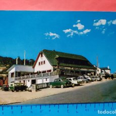Postales: PUERTO DE NAVACERRADA - MADRID ( COCHES DE LA EPOCA - LAND ROVER) / ( NOV2021CONF). Lote 253905185