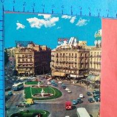 Postales: MADRID ( COCHES DE LA EPOCA - AUTOBUSES - TAXIS) / ( NOV2021CONF). Lote 253908080