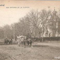 Postales: MADRID 55 SAN ANTONIO DE LA FLORIDA LACOSTE S.C.. Lote 254313075