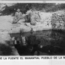 Postales: MADRID.-PUEBLO DE LA MALICIOSA, SIN CIRCULAR, JMOLINA1946. Lote 254331860