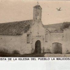 Postales: MADRID.-PUEBLO DE LA MALICIOSA, SIN CIRCULAR, JMOLINA1946. Lote 254332915