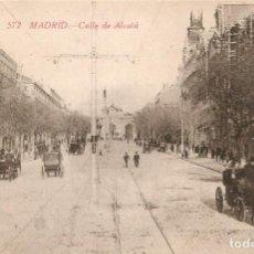 Postales: MADRID Nº 572 CALLE DE ÁLCALA CASYAÑEIRA SIN CIRC.. Lote 254350740